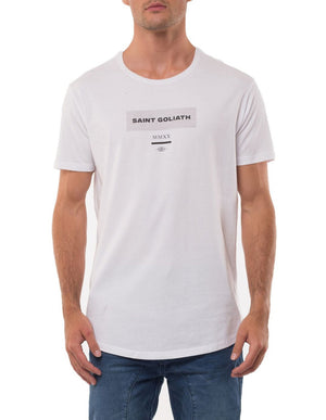 St Goliath New Future Tee - White