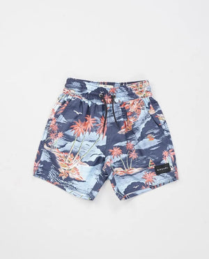 Rip Curl Dreamers Volley Groms - Navy
