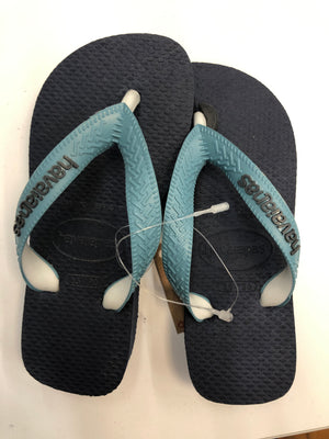 Havaianas - Kids Top Navy/Mineral Blue