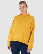 Betty Basic Jemima Knit - Amber