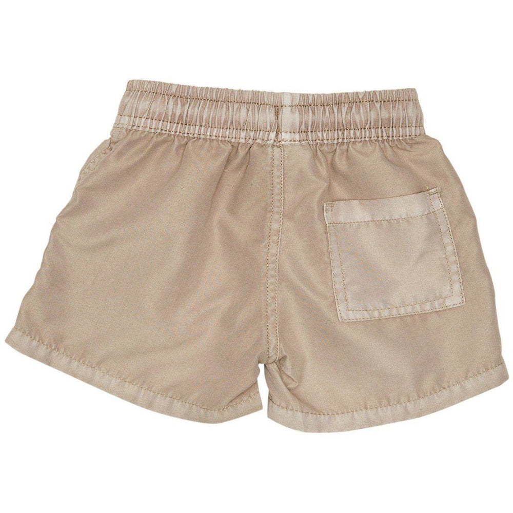 Animal Crackers Southwest Shorts - Tan