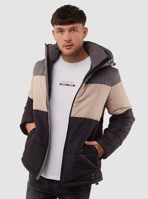ST Goliath Toronto Hooded Jacket - Charcoal