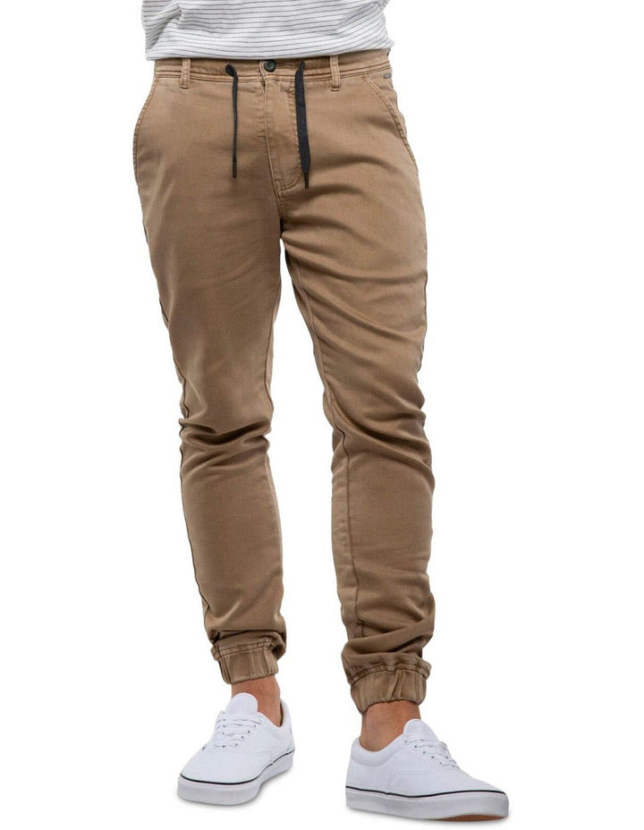 Industrie The Drifter Chino Pant - New Cinnam