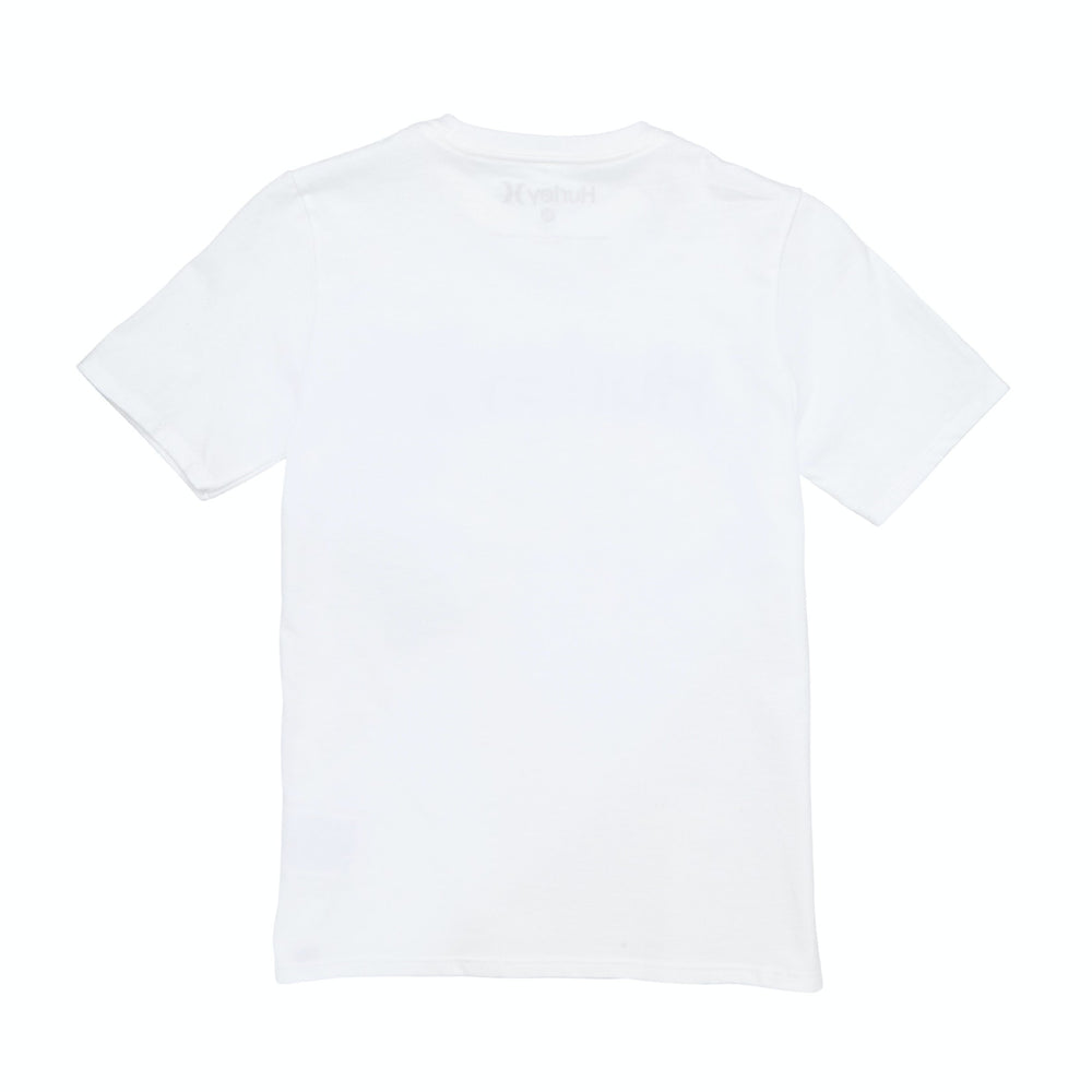 Hurley Oao Ss Solid T-Shirt - White