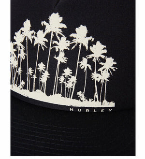 Hurley Cap - W Harbor Palm Trucker