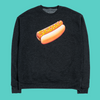 Stassi Hot Dog Crewneck