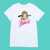 Stassi AF Crown Rolled Sleeve T-Shirt