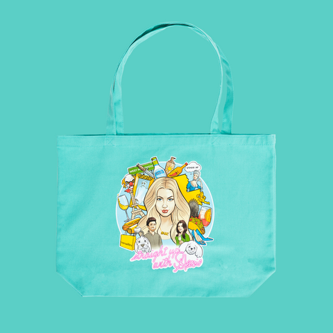 Straight Up With Stassi LIVE Tote