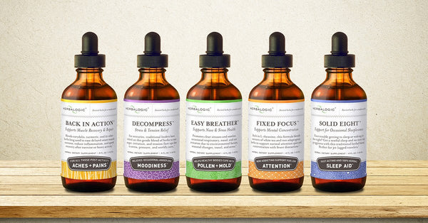 Shop Herbal Tinctures