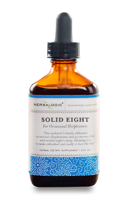Solid Eight Sleep Formula from Herbalogic
