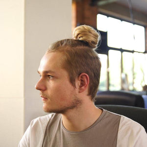 Fake Man Bun-Beauty-carsoho.com-#1-carsoho