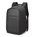 Anti-theft Men Laptop Backpack-Clothes & Accessories-carsoho.com-Black-carsoho