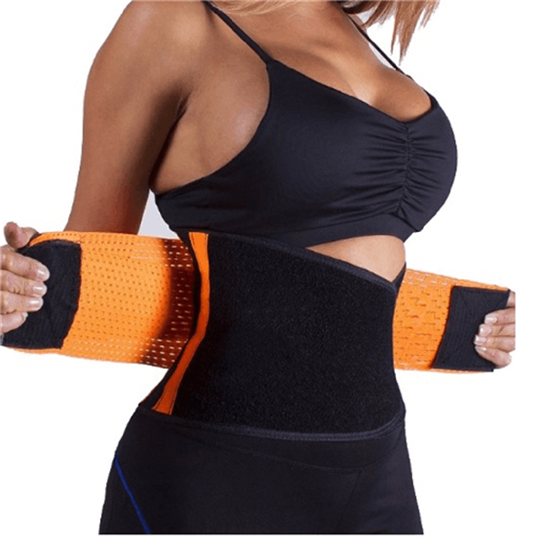 2 in 1 Waist Slimmer Belt-Body Beauty Care-Prime4Choice.com-