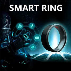 Wearable Smart Ring-Clothes & Accessories-carsoho.com-Black-7(54mm)-carsoho