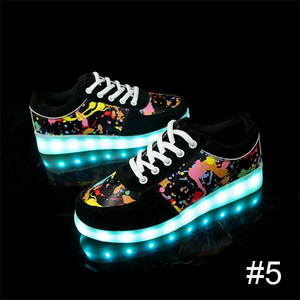 USB Charging Light up Shoes Sports LED Shoes Dancing Sneakers-Clothes & Accessories-Unishouse.com-#5-34-Unishouse