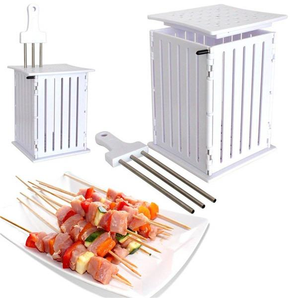 BBQ Kebab Skewer Maker-Kitchen Tools & Utensils-carsoho.com-carsoho