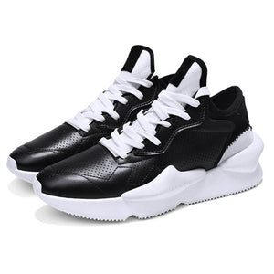 Hot Vintage Style Fashion Light Breathable Casual Shoes-man's shoes-carsoho.com-BLACK-39-carsoho