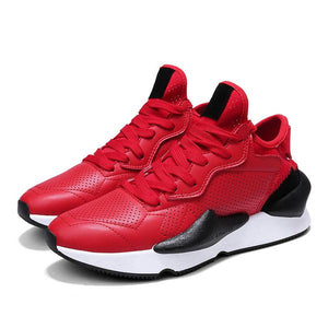 Hot Vintage Style Fashion Light Breathable Casual Shoes-man's shoes-carsoho.com-RED-39-carsoho