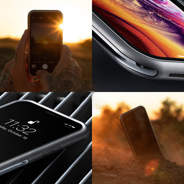 Titanium case for iPhone X/Xs