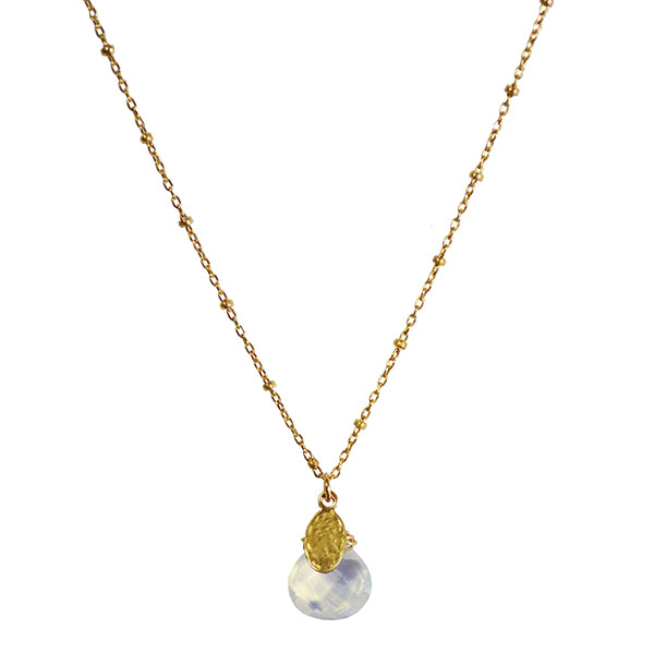 Alaina Opalite Necklace