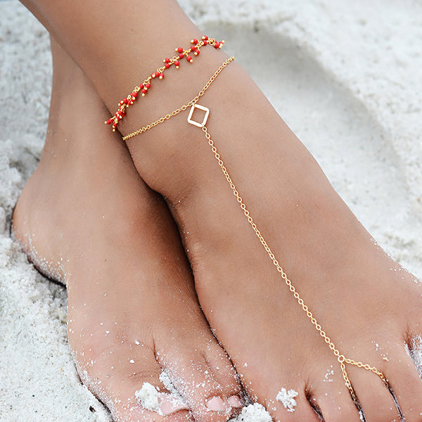 Avery Foot Chain