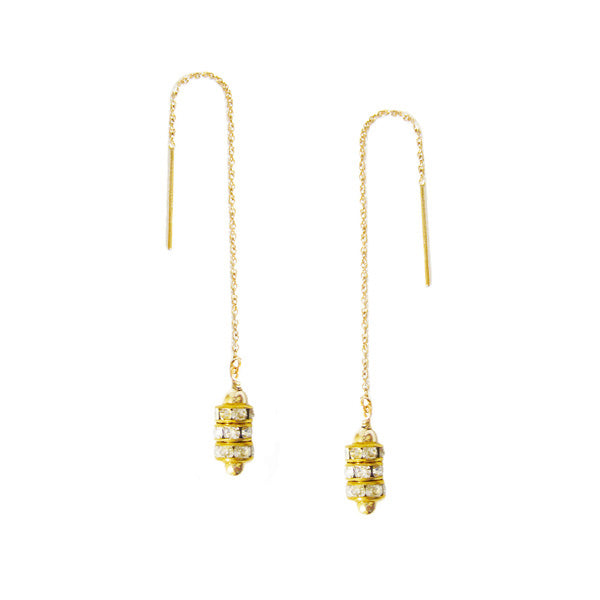 Bijoux Threader Earrings