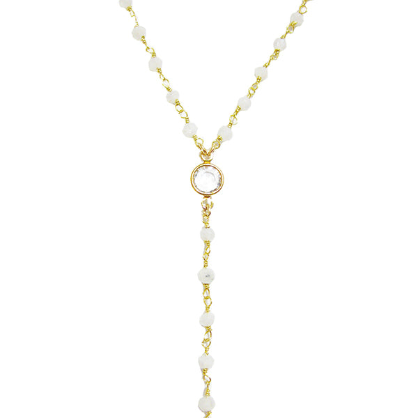 Camilla Lariat Necklace