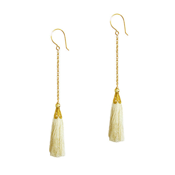 Elissa Fringe Earrings