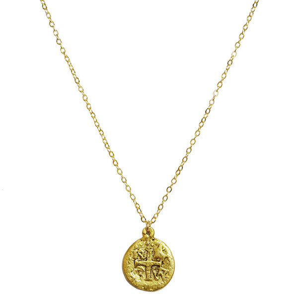 Gilda Coin Necklace