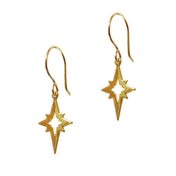 Isadora Star Earrings