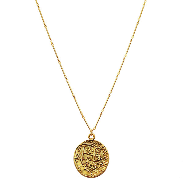 Jana Coin Necklace