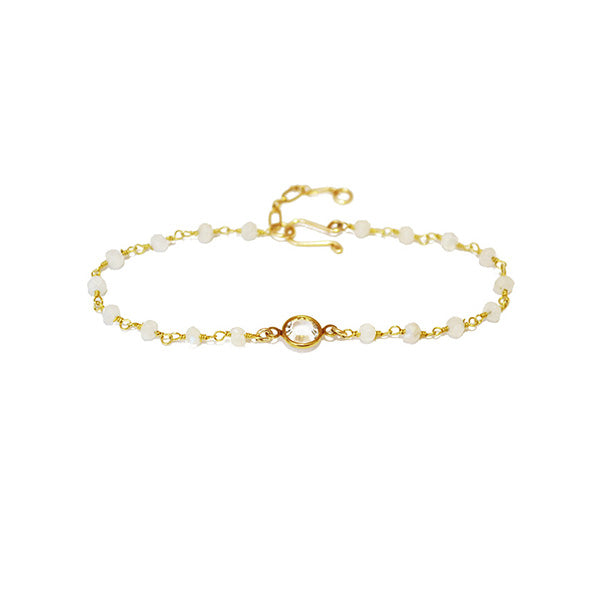 Treasure Trove Disc Bracelet