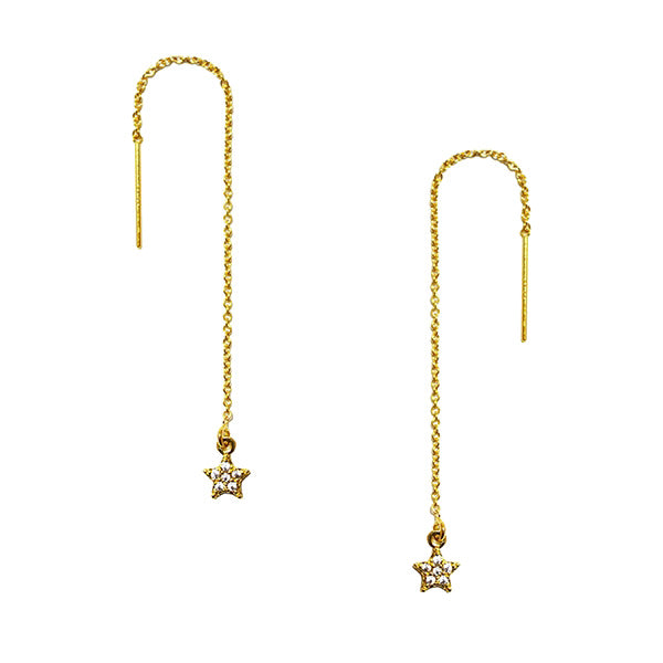 Catalina Celestial Pave Crystal Earrings