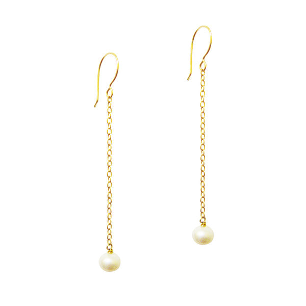 Priscilla Pearl Earrings