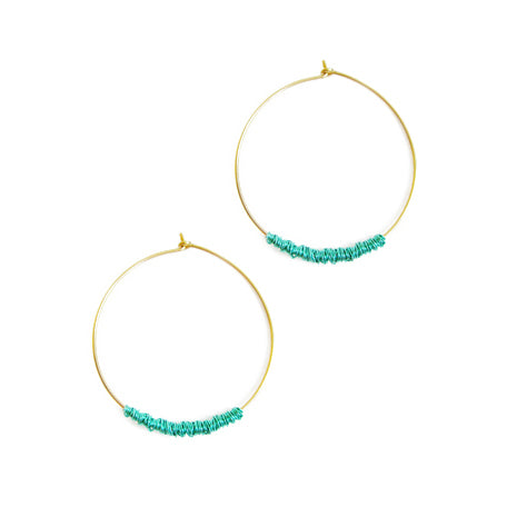 Revolution Hoop Earrings