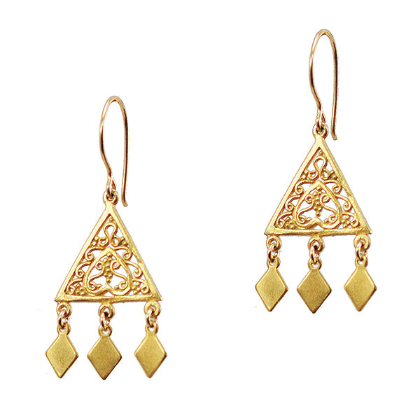 Riya Chandelier Earrings