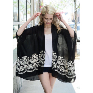 Black Iris Kimono-Womens-Eclectic-Boutique-Clothing-for-Women-Online-Hippie-Clothes-Shop