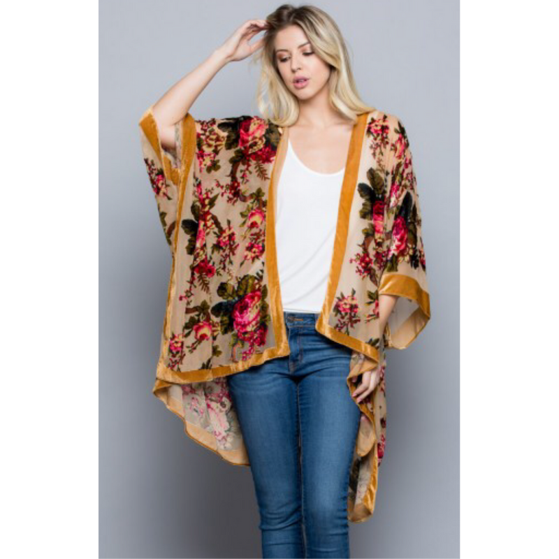 The Gilded Age Kimono-Womens-Eclectic-Boutique-Clothing-for-Women-Online-Hippie-Clothes-Shop
