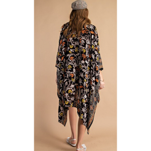 The Mucha Duster - Black-Womens-Eclectic-Boutique-Clothing-for-Women-Online-Hippie-Clothes-Shop