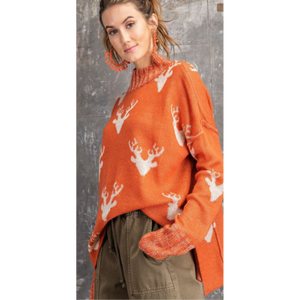 Oh Deer Sweater-Womens-Eclectic-Boutique-Clothing-for-Women-Online-Hippie-Clothes-Shop