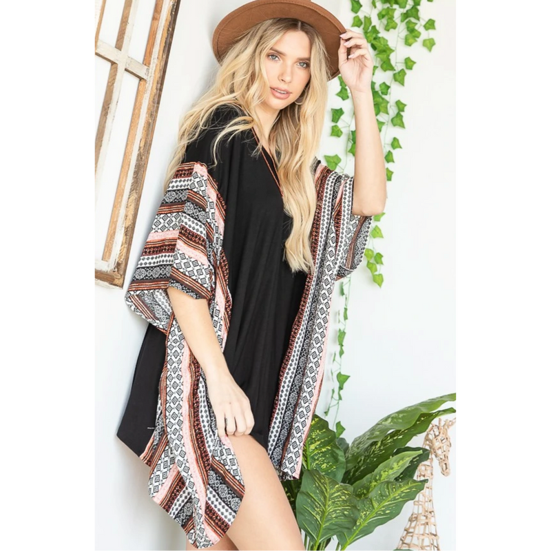 Hippie Daze Poncho Top-Womens-Eclectic-Boutique-Clothing-for-Women-Online-Hippie-Clothes-Shop