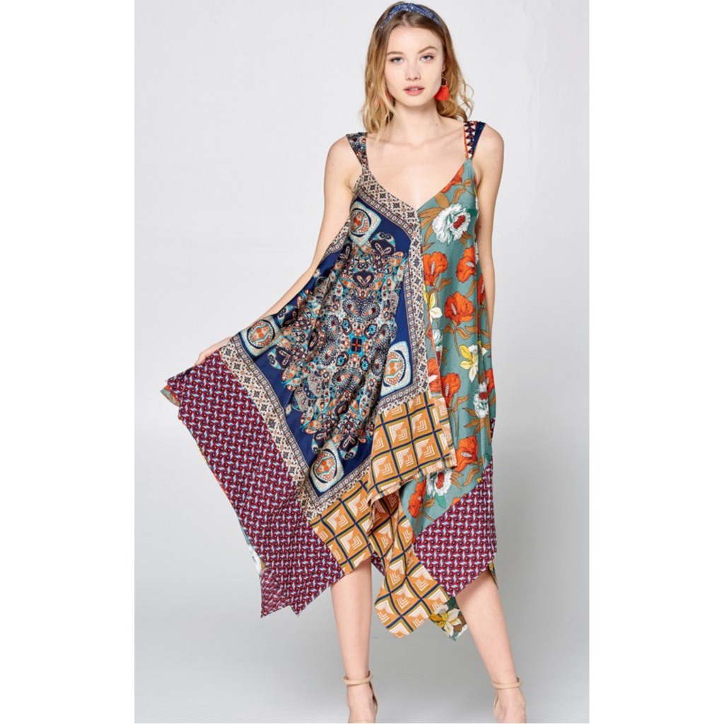 Tapestry Dress-Womens-Eclectic-Boutique-Clothing-for-Women-Online-Hippie-Clothes-Shop