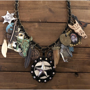 Wild West Necklace-Womens-Eclectic-Boutique-Clothing-for-Women-Online-Hippie-Clothes-Shop