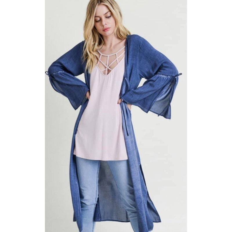 Durango Denim Duster-Womens-Eclectic-Boutique-Clothing-for-Women-Online-Hippie-Clothes-Shop
