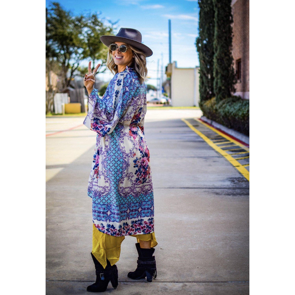 Aratta Easy Breezy Kimono-One size fits most-Womens-Eclectic-Boutique-Clothing-for-Women-Online-Hippie-Clothes-Shop