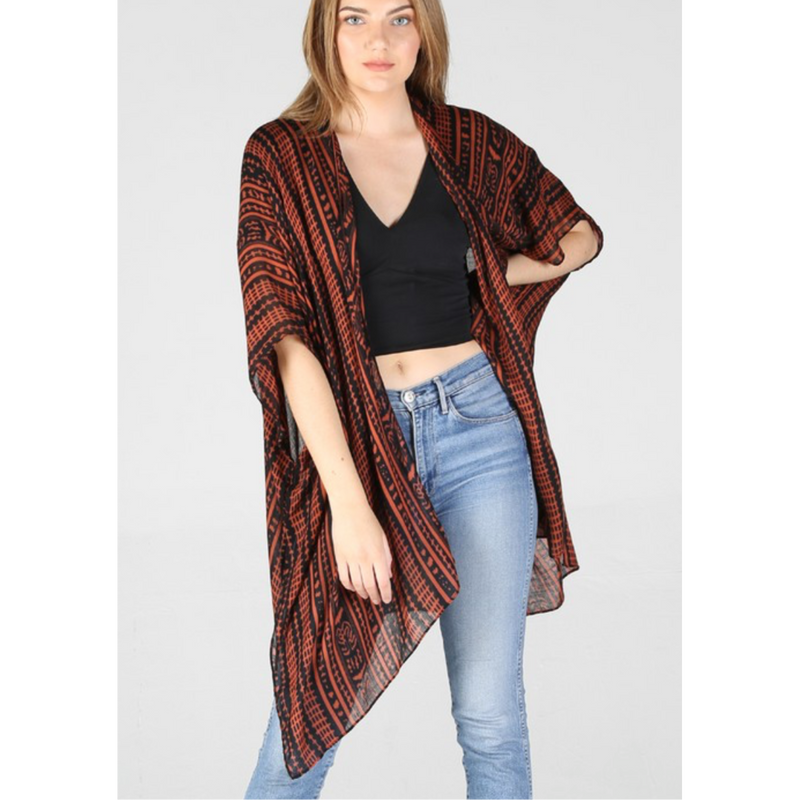 Batik Kimono-Womens-Eclectic-Boutique-Clothing-for-Women-Online-Hippie-Clothes-Shop