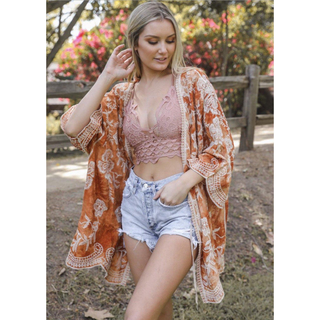Tequila Sunrise Jacket-Womens-Eclectic-Boutique-Clothing-for-Women-Online-Hippie-Clothes-Shop