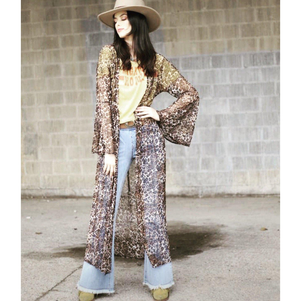 Welcome to the Jungle Leopard Print Duster-Womens-Eclectic-Boutique-Clothing-for-Women-Online-Hippie-Clothes-Shop