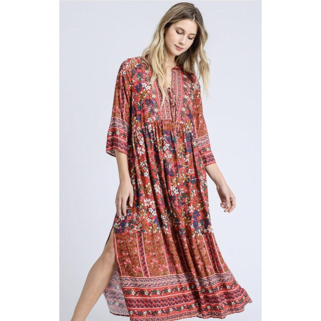 Ruby Tuesday Maxi Dress-Womens-Eclectic-Boutique-Clothing-for-Women-Online-Hippie-Clothes-Shop