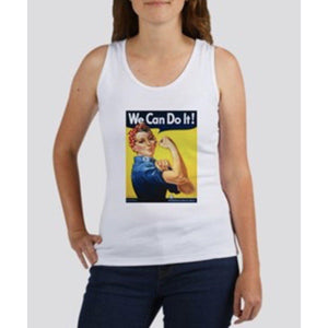Rosie the Riveter/We Can Do It Tee